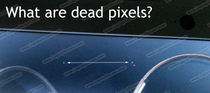 how to tell if pixel is dead