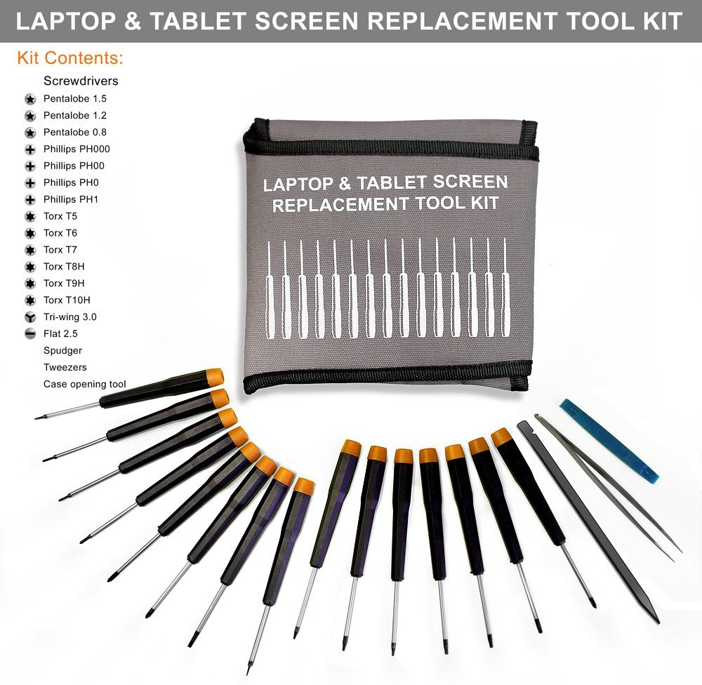 Screen Replacement Tool Kit