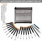 Screen Replacement Tool KitA must have to repair laptop, tablet and smartphone screens.