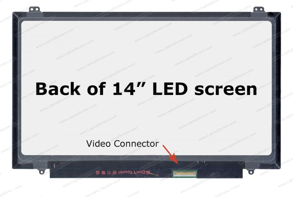 Lenovo THINKPAD X1 CARBON 3RD GENERATION Replacement LCD Screens