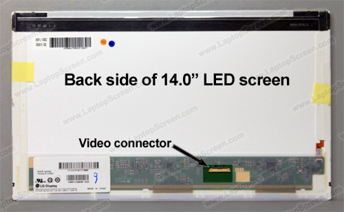 HP-Compaq ELITEBOOK 8440P SERIES Replacement LCD Screens