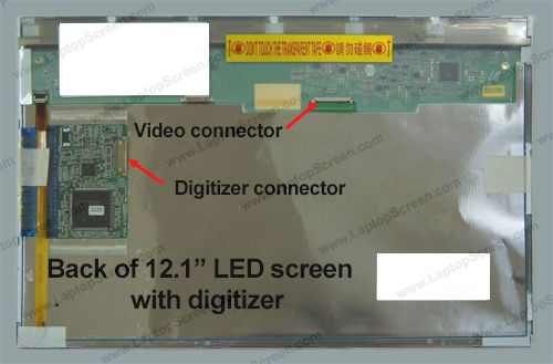 HP-Compaq ELITEBOOK 2760P TABLET SERIES Replacement LCD Screens