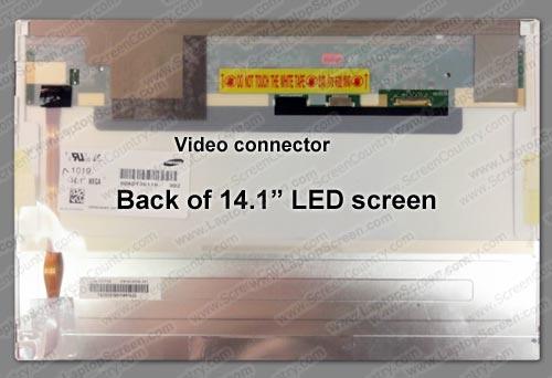 Dell LATITUDE E6410 ATG Replacement LCD Screens