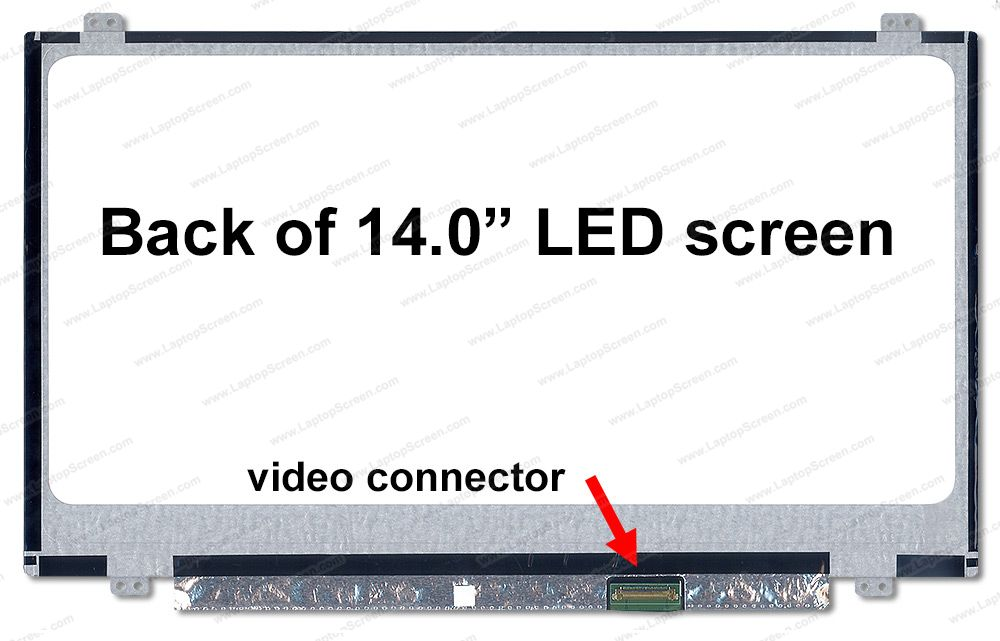 Lenovo THINKPAD T480 SERIES Replacement LCD Screens