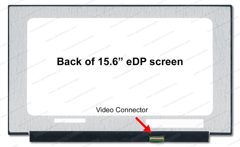 Lenovo IDEAPAD 330S 81F9001KRU Replacement LCD screen
