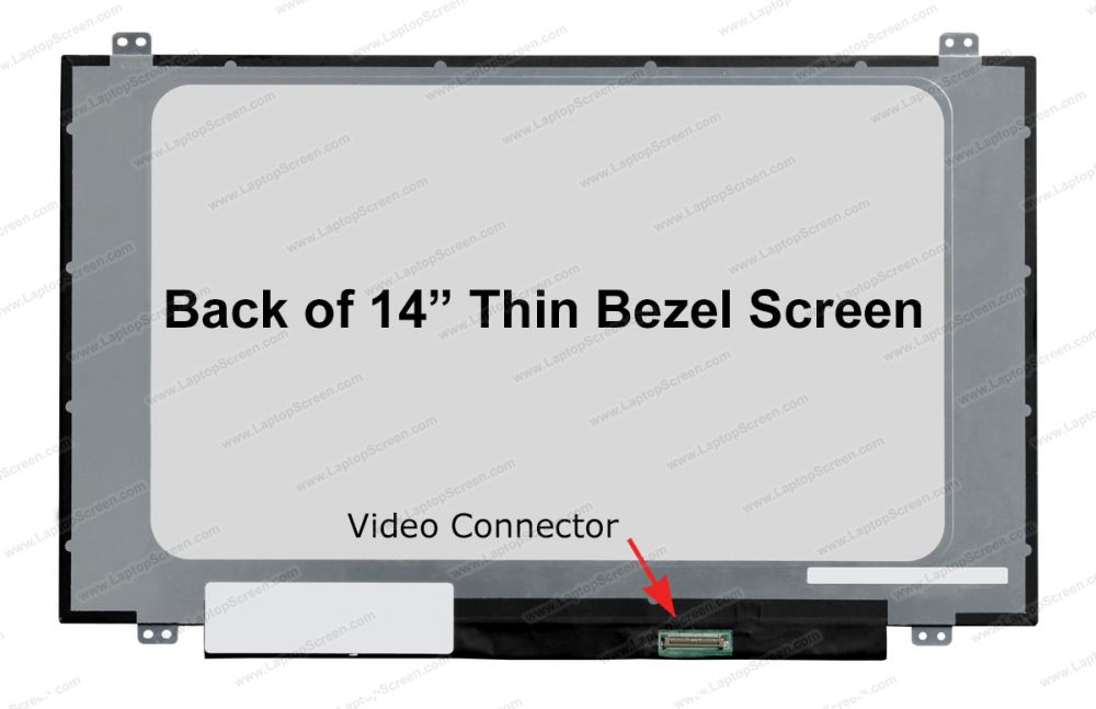 Lenovo THINKPAD E480 SERIES Replacement LCD Screens