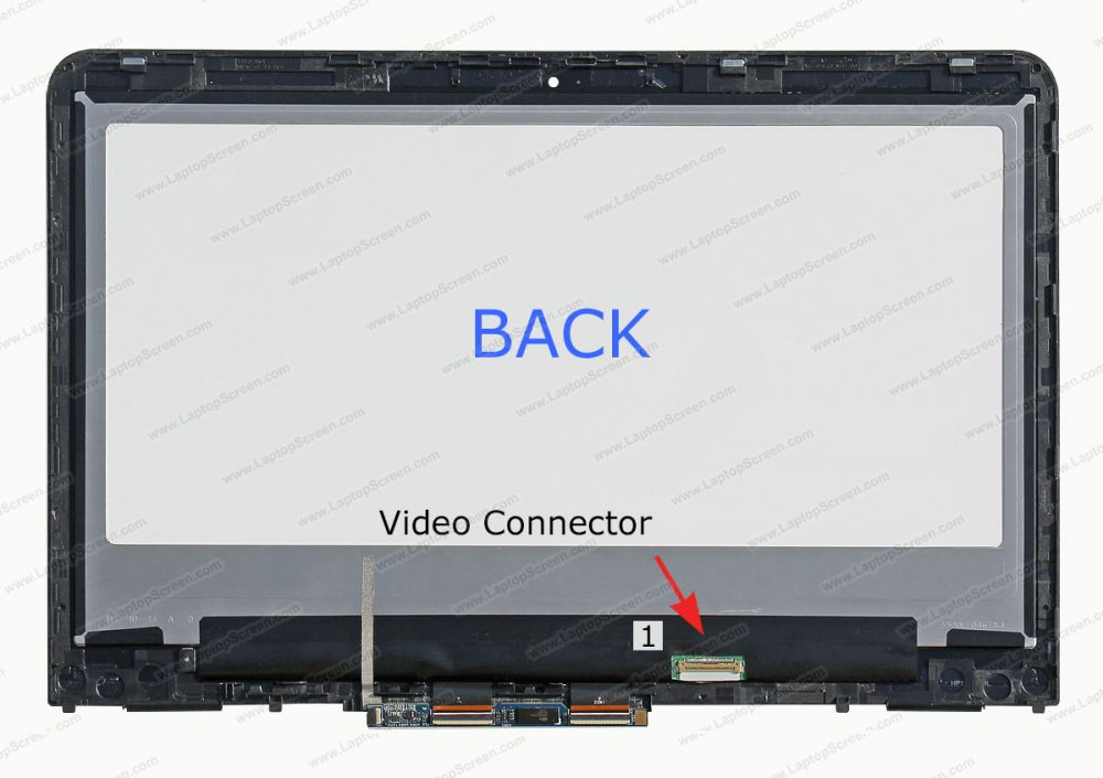 HP-Compaq PAVILION X360 M3-U103DX Replacement LCD screen