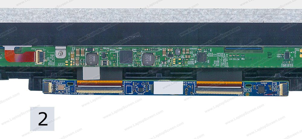 HP-Compaq PAVILION X360 15-BR095MS Replacement LCD screen