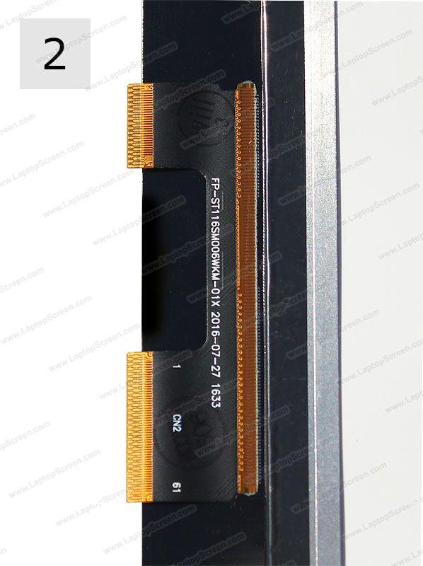 HP-Compaq PAVILION X360 11-U005TU Replacement LCD screen