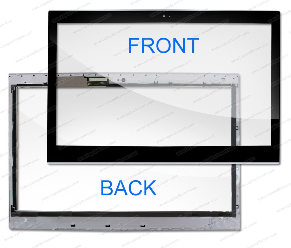 how to open screen for sony vaio touchscreen
