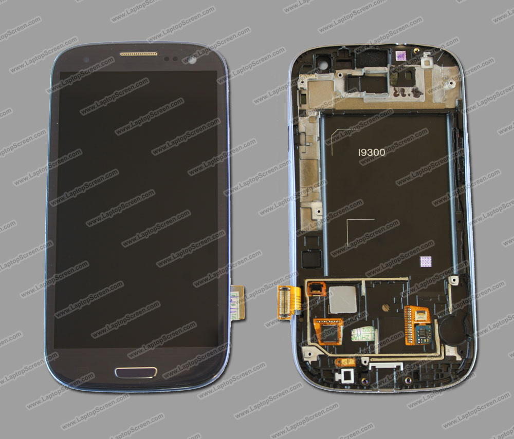 how to change samsung galaxy s3 screen