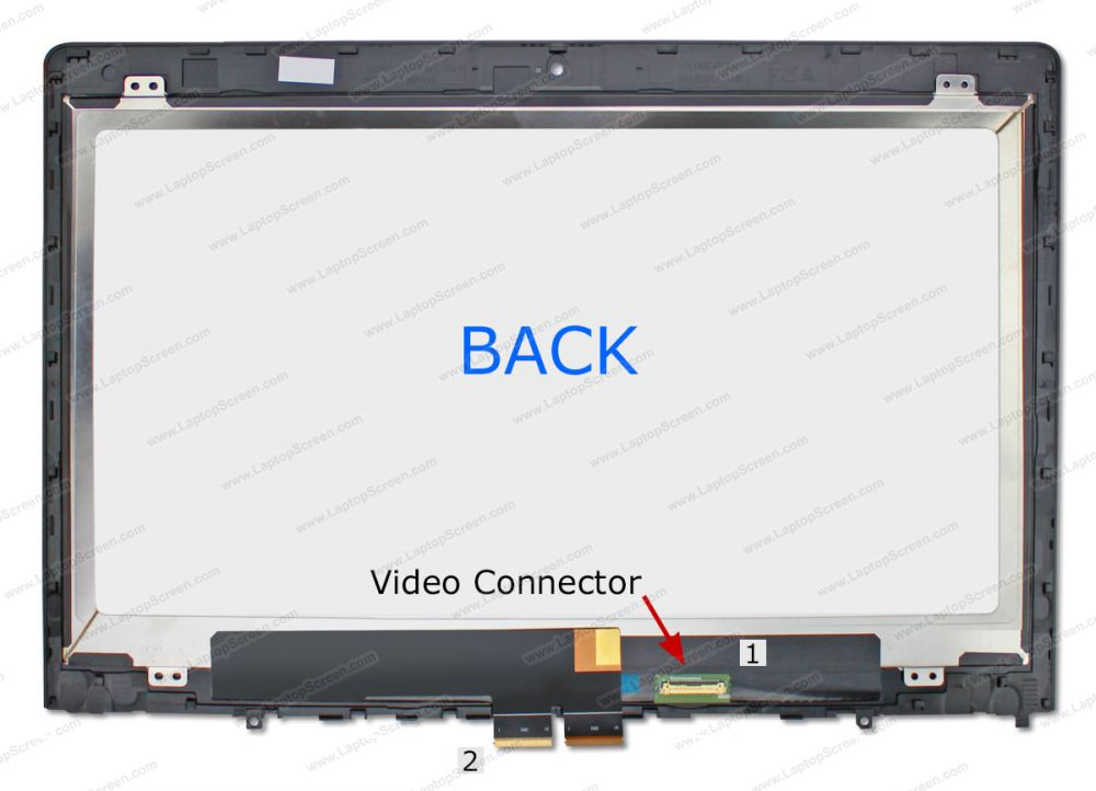 Lenovo THINKPAD YOGA 14 SERIES Replacement LCD screen