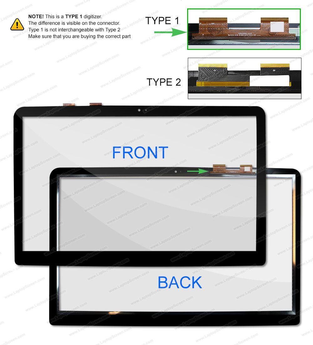 HP-Compaq 1LJ10EA Replacement LCD Screens