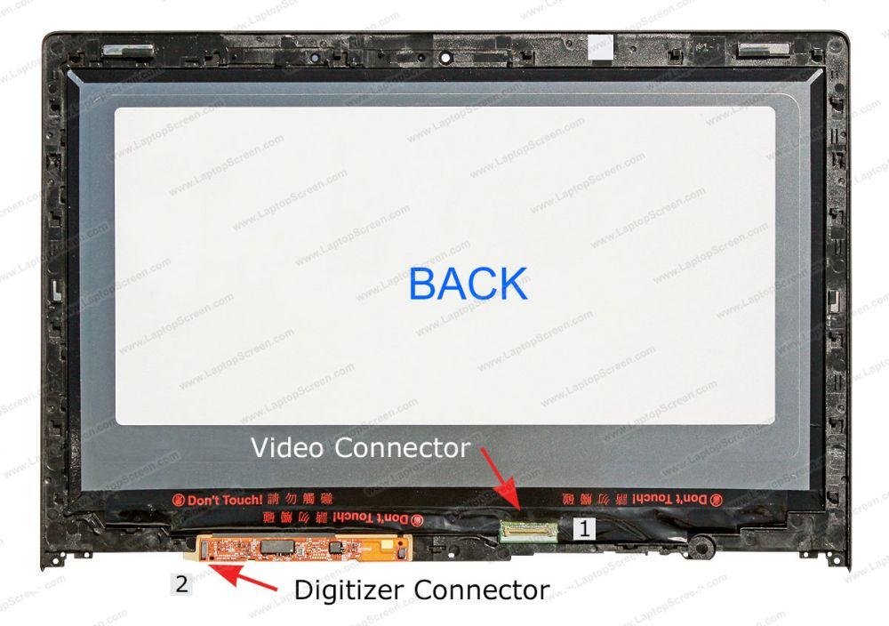 Lenovo YOGA 2 13 20344 Replacement LCD Screens