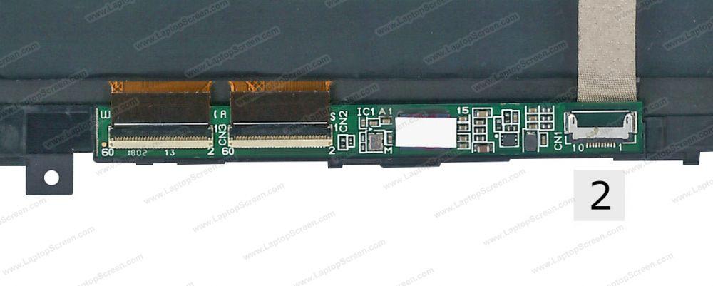 Piezas originales para Lenovo ideapad Yoga 730-13IKB 13.3 FHD pantalla t/áctil LCD con tipo 5D10Q89746 1920x1080