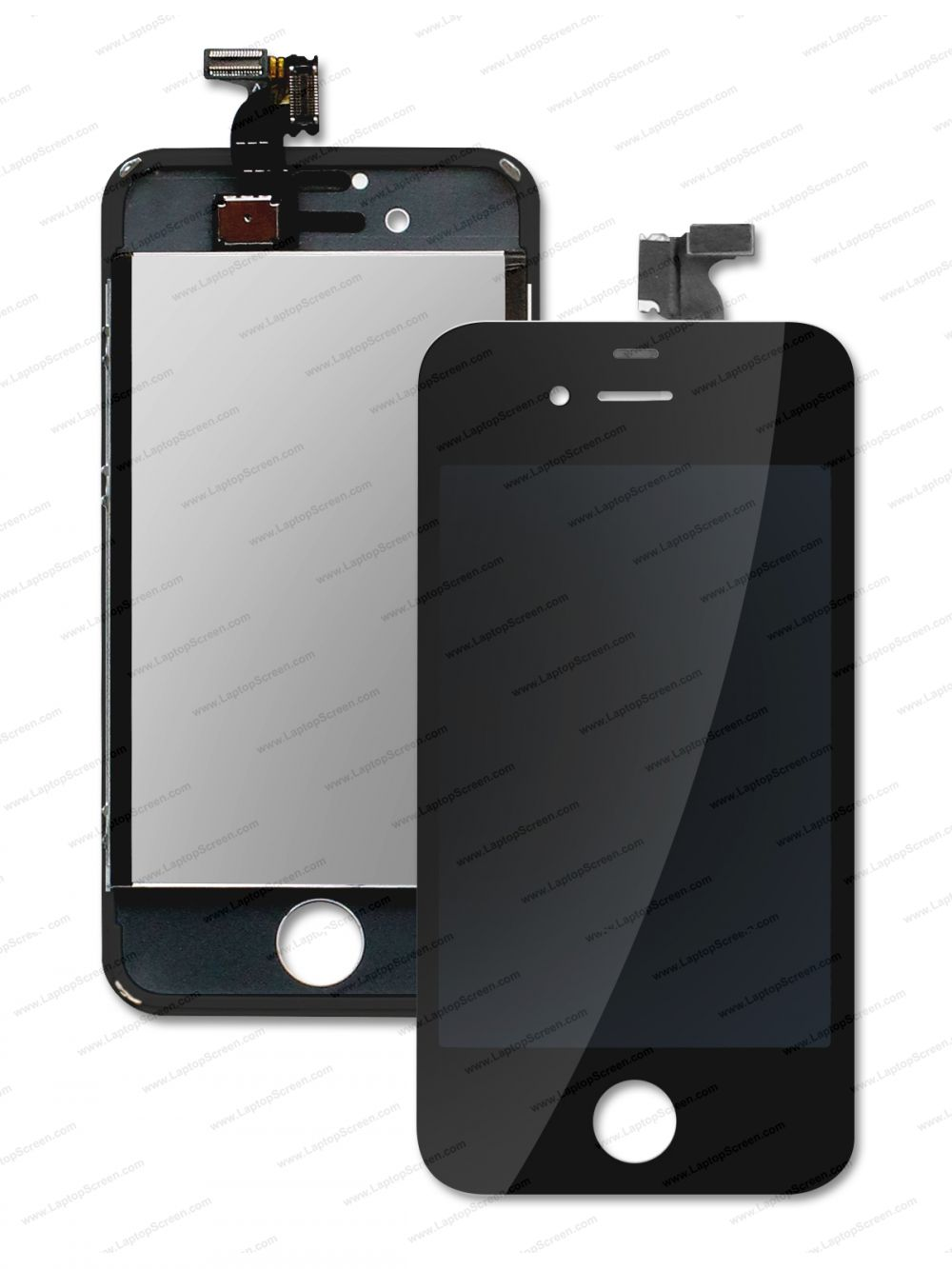 iPhone 4S Screen and Glass Digitizer Replacement and Repair