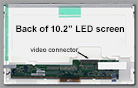 ASUS EEE PC 1005PE  screen replacement