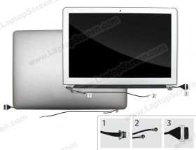 Apple MACBOOK AIR 13 MODEL A1369 screen replacement