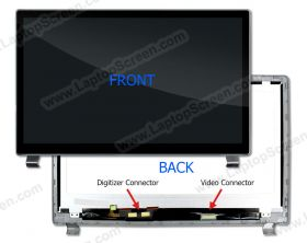 Acer ASPIRE V5-573PG SERIES screen replacement