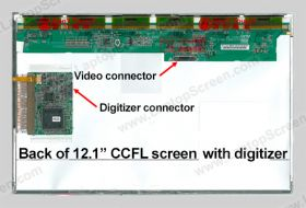 p/n B121EW03 V.4 screen replacement