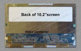 p/n CLAA102NA1BCN screen replacement