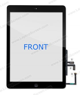 Apple IPAD AIR WI-FI CELLULAR screen replacement