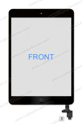 Apple IPAD MINI 2 WI-FI screen replacement