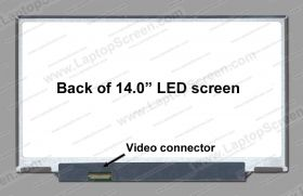 p/n LP140WD2(TL)(E2) screen replacement