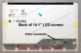 p/n B141PW04 V.1 screen replacement