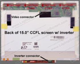 Dell INSPIRON 5100 Replacement LCD Screens