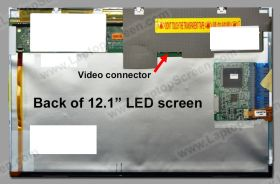 p/n HV121WX6-110 screen replacement