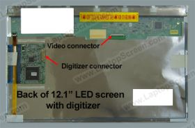 p/n HV121WX5-113 screen replacement
