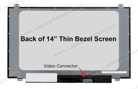 p/n B140XTN07.1 HW0A screen replacement