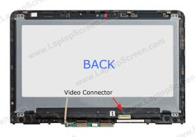 p/n LP133WH2(SP)(B4) screen replacement