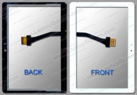 Samsung GALAXY TAB 2 10.1 GT-P5100 TABLET screen replacement