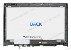 Lenovo PN 5D10G74846 screen replacement