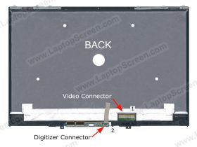 p/n B133ZAN02.3 HW0A screen replacement