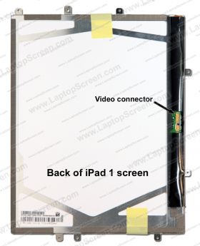 p/n LP097X02(SL)(E6) screen replacement