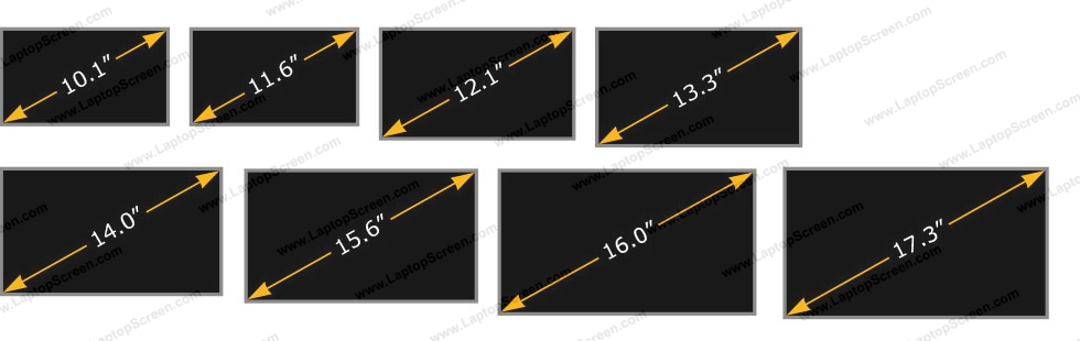 Steps for locating the right screen   LaptopScreen com