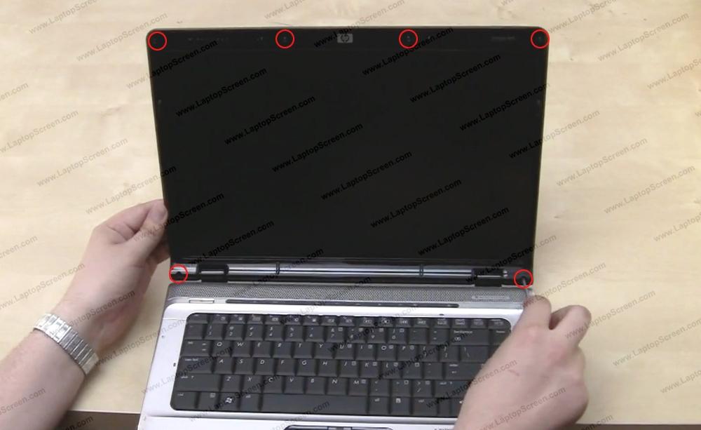 Hp Compaq Dv6000 Screen Replacement Videos