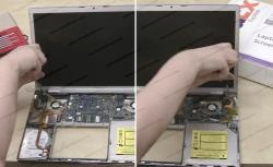 Apple MacBook Pro 15 screen change instructions