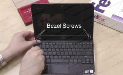 Netbook LCD repair, how to replace an LCD screen on a Netbook [Dell Mini 10]