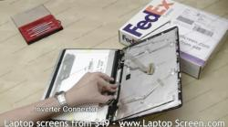 SONY VAIO Laptop LCD screen replacement guide