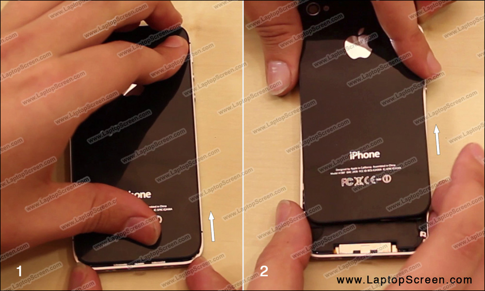 replace iphone 4s screen iphone 4s screen and glass digitizer replacement and repair 15989