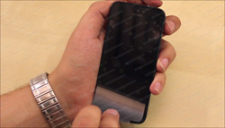 iPhone 5 LCD Screen and Glass Digitizer installation and replacement guide