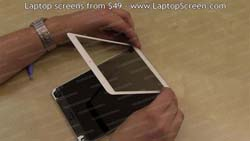 iPad Mini LCD Screen and Glass Digitizer installation guide