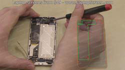 iPhone 4 LCD Screen and Glass Digitizer installation and replacement guide
