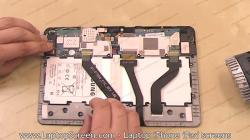 Samsung Galaxy Tab 10.1 LCD Screen and Glass Digitizer installation and replacement guide