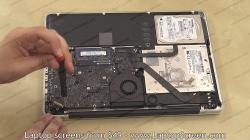 Apple MacBook Pro 13 LCD Screen Installation and replacement guide