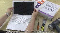 Apple MacBook 13 LCD Screen Installation and replacement Guide